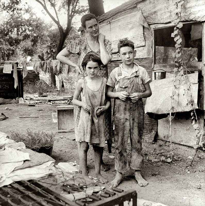 an overview of america and the era of the great depression