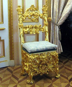wc chair