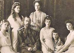 Расстрела царской семьи в реальности не было